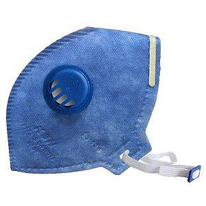 Respirador Pff2 Com Valula Ksn Ca 10578