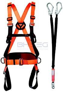 Cinturão Paraquedista Mult 2010 com Talabarte Y Mult 1892G