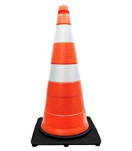 Cone Base de Borracha Quadrada 2,3kg Ecosinal