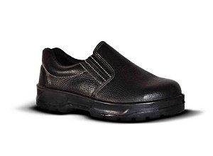 Sapato Elástico com Biqueira de PVC Fortline