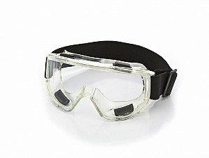 Oculos Vvision 400 Transparente Antirrisco E Antiembacante Ca 42919