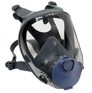 Respirador Facial Borracha Moldex 9001 Com 2 Cartuchos Multigases Tamanho P - Ca 29382