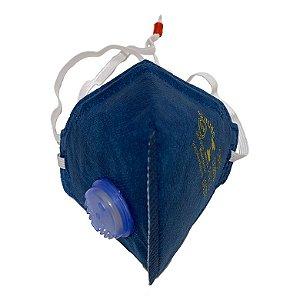 Respirador PFF2 Com Válvula AirSafety Mask - CA 38954