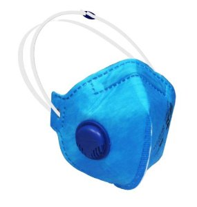 Respirador PFF2-S Com Válvula Sayro CA 39644