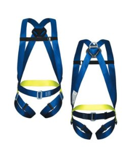 Cinturão Paraquedista Com 01 Ponto de Conexão - Life 2002