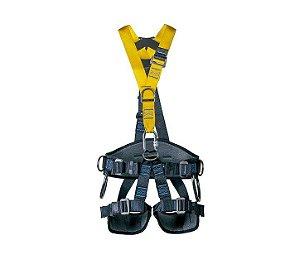 Cinto Paraquedista 5 Pontos Em Aço Carbono Athenas At 7033 Gre Ac