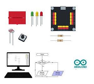 Kit Arduíno Completo - Conteúdo didático em arquivo digital