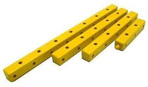 Kit de vigas termoplásticas 3D Amarela