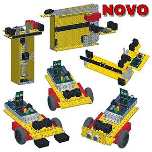 Kit Robotica Educacional M16