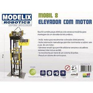 Kit Projeto Elevador com Motor Programável