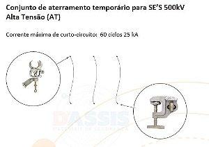 ATR17442-1/ESP - Conjunto ATR p/ subestação 500kV (CTC-95-80MTS)