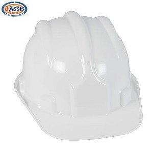 Capacete Segurança Aba Frontal PLASTCOR - C.A 31469