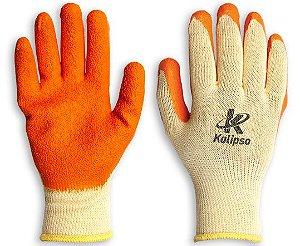 Luva de Segurança Orange Flex - C.A 20858