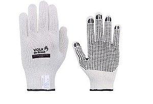 Luva tricotada pigmentada cotton C.A. 30521 - Volk