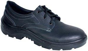 Sapato de Segurança com Cadarço - C.A 42465