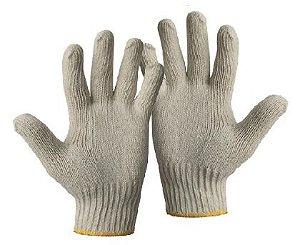 Luva Tricotada algodão s/ Pigmento PROTEPLUS - CA.39905