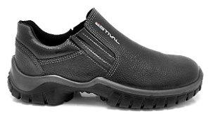 Sapato Elástico ESTIVAL -PVC Preto -WO10021S1- CA: 27852