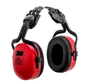 Abafador para capacete 3M Muffler - C.A 33835