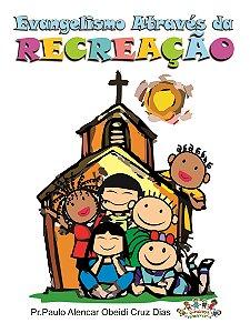 Livro de Evangelismo Através da Recreação
