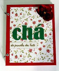 Álbum Chá de Panela - 20 FOLHAS