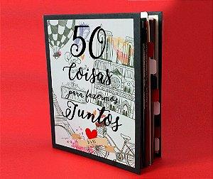 Álbum 50 Coisas para fazermos juntos