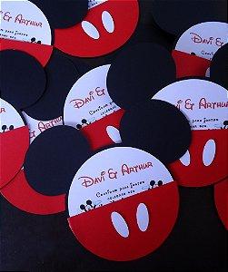 Convites Mickey