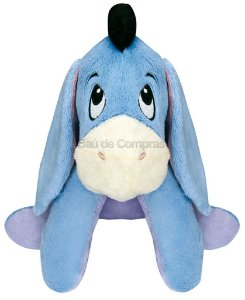 Boneco De Pelúcia Disney Ió Turma Do Ursinho Pooh - Original