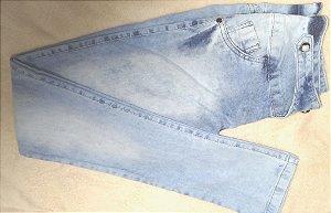 Calça Jeans Azul Claro Mc2 Jeans Pérola