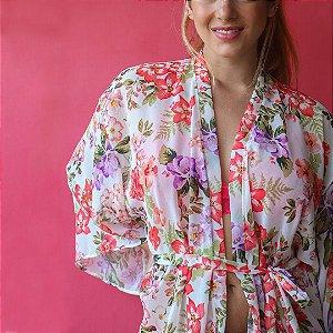 Kimono Musseline - Ligth Spring