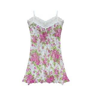 Camisola Flower/ Branco