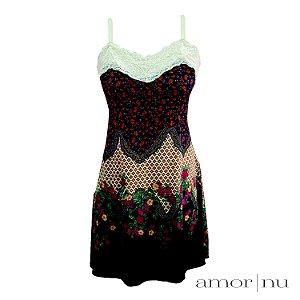 Minicoleção Amor Nu: Slip Dress Nu Natural