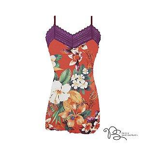 Camisola Red Garden / Rouxinol