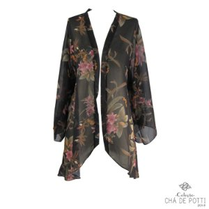 Coleção Chá de Potti 2018: Kimono Déjà Vu Timeless