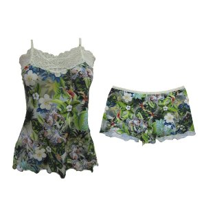 Short Doll Floresta / Perola