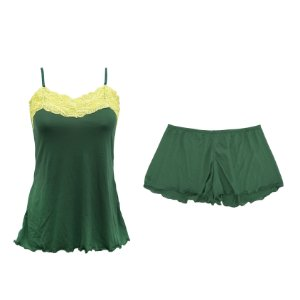 Short Doll Jolie Verde / Siciliano