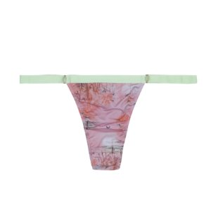 Primavera Potti : Calcinha Cherry Bomb de Fluity Rose Flow / Perola