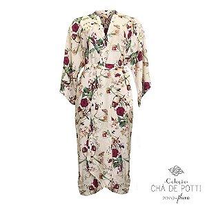 Coleção Chá de Potti 2019 : Kimono Gaia - Aurora