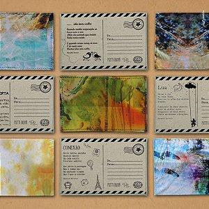 Kit Postal Sustentável