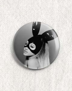 Boton Ariana Grande