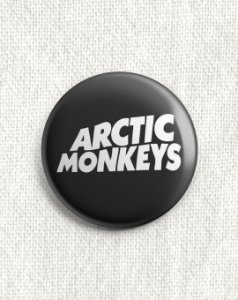 Boton Artic Monkeys