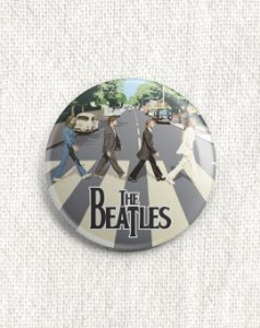 Boton Beatles