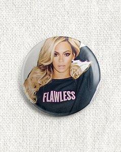 Boton Beyoncé - Flawless