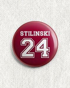 Boton Teen Wolf - Stilinski 24