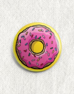 Boton Donut