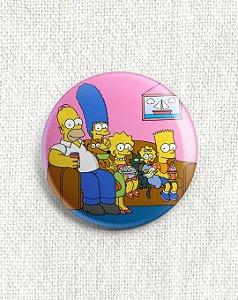 Boton Os Simpsons