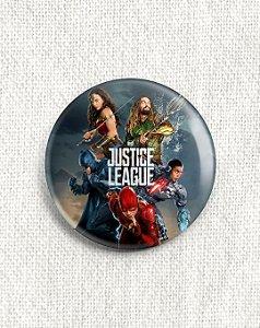 Boton Liga da Justiça
