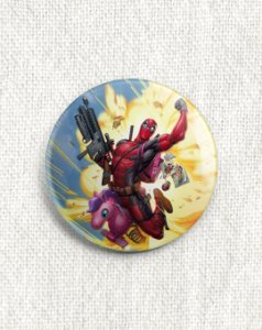 Boton Deadpool