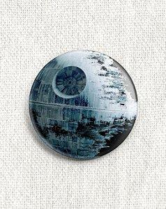 Boton Star Wars - Estrela da Morte