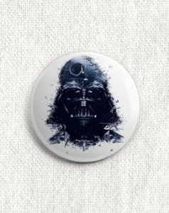 Boton Star Wars - Darth Vader