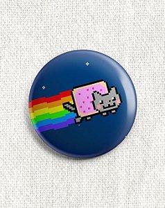 Boton Nyan Cat